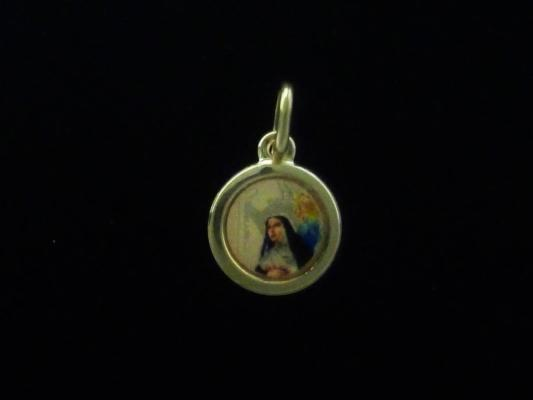 Medals with Saint Rita
