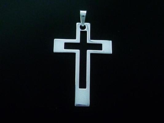 Cross sterling silver